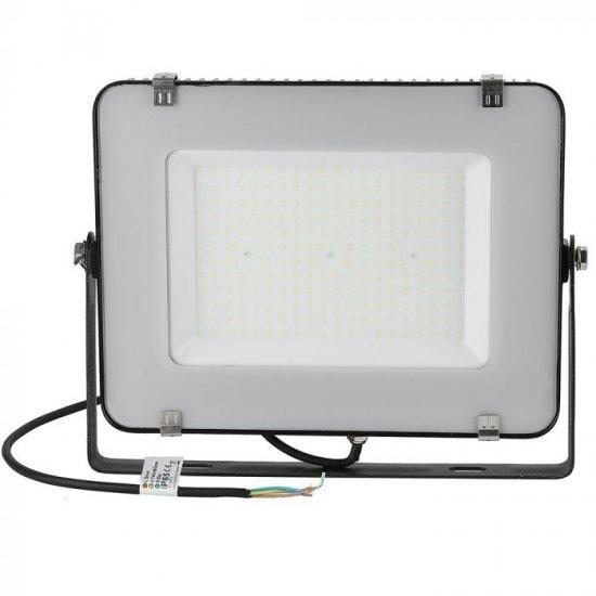 LED прожектор SAMSUNG CHIP VT-1055 1000W 6400K 120 000Lm IP65 черен 120Lm/W