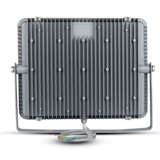 LED прожектор SAMSUNG CHIP VT-300 300W 4000K 24000Lm IP65 сив