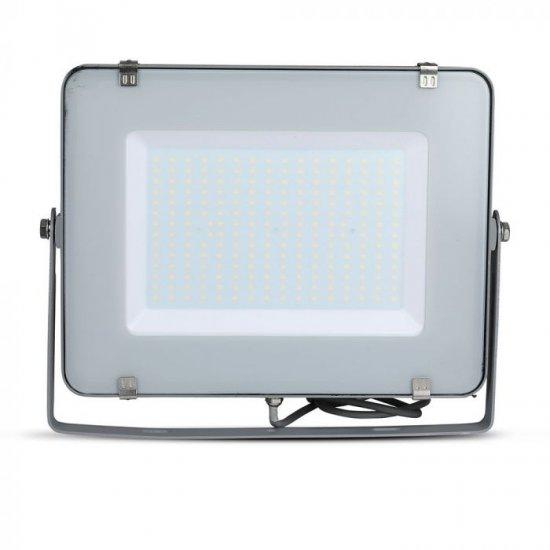 LED прожектор SAMSUNG CHIP VT-300 300W 6400K 24000Lm IP65 сив